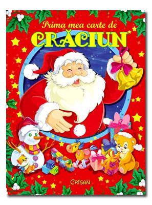 Prima mea carte de Craciun, Editura Crisan