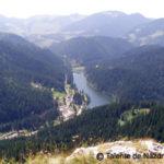 Lacul Rosu - de pe Suhardul Mic
