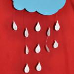 Ploua... ploua... decor de toamna