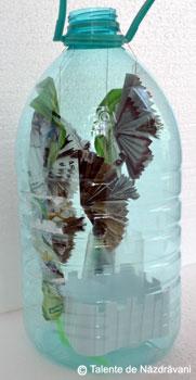 acvariu reciclabil