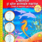 Cum să desenez delfini și alte animale marine