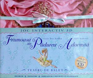 Frumoasa din Padurea Adormita, teatru de balet. Editura Teora