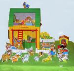 La ferma – joc de constructie, Editura Prut