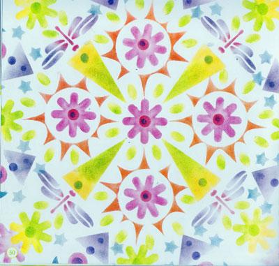 mandala-stencil