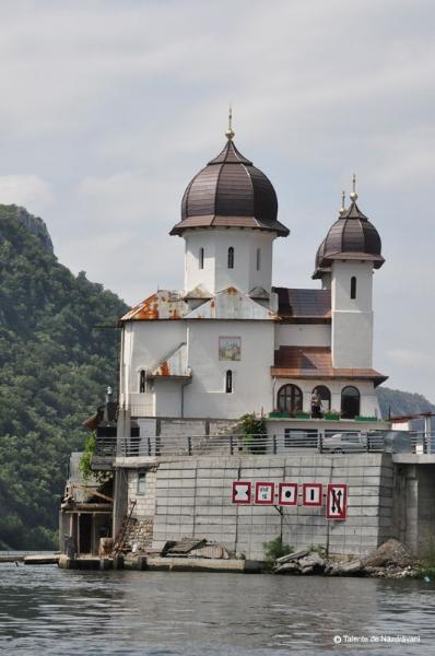 Manastirea Mraconia. Cazanele Dunării