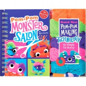 Pom-Pom Monsters Salon