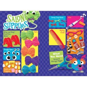 Pom-Pom Monsters Salon