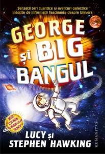 George si Big Bangul, Editura Humanitas