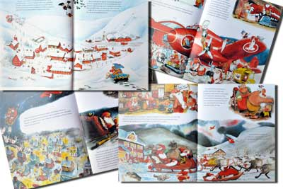 Mos Craciun, Editura Cartea Copiilor