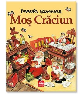 Mos Craciun, Mauri Kunnas, Editura Cartea Copiilor