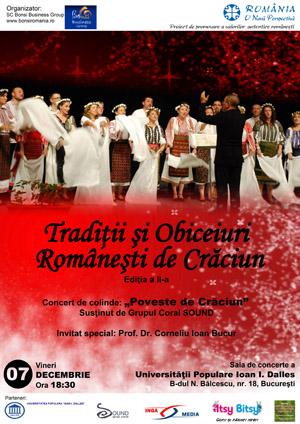 Traditii  si obiceiuri romanesti de Craciun, Editia a II-a