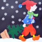 Atelierul Năzdrăvanilor, la finalul ediției de Crăciun