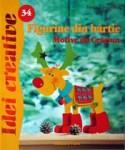 Idei creative: Figurine din hartie, motive de Craciun, Editura Casa