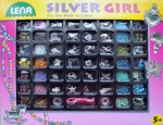 Silver Girl - set cu margele