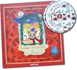 Poveste muzicala de Craciun, colectia Adevarul
