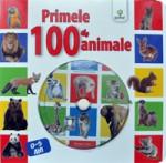 Primele 100 de animale, Editura Gama (carte cu CD)