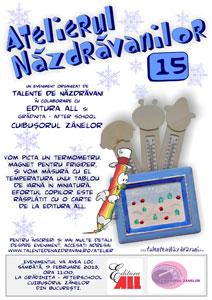 Atelierul Nazdravanilor, editia a XVa
