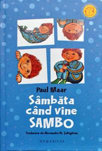 Sambata cand vine SAMBO, Paul Maar, Editura Humanitas