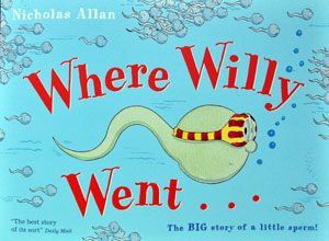 Where Willy Went, NIcholas Allan