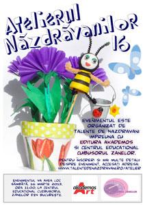 Atelierul Nazdravanilor, editie de primavara
