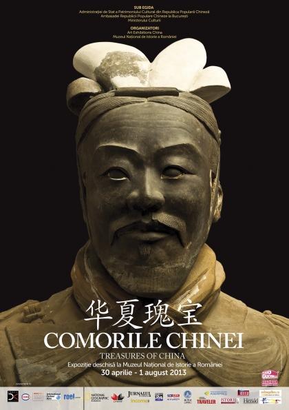 Comorile Chinei, o expozitie eveniment la Bucuresti - 30 aprilie - 1 august