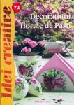 Decoratiuni florale de Pasti – Idei creative 72
