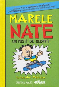 Marele Nate - un pusti de neoprit, Editura Art
