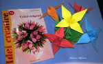 Crini origami - idei creative nr. 75 - editura Casa