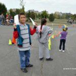 Zilele siguranței rutiere în orășelul Michelin