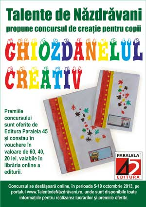 Concurs Ghiozdanelul creativ