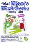 2 noiembrie, ora 11: quilling la Atelierul Manute Nazdravane