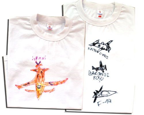 tricou-avioane