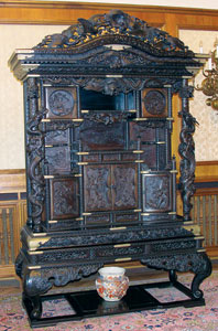 Cabinet, atelier oriental, înc. sec. XX