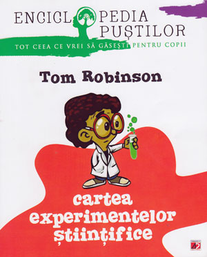 Cartea experimentelor stiintifice, Tom Robinson