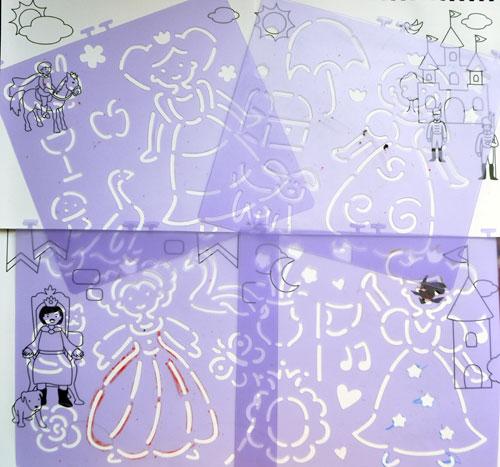 Stiu sa desenez printese, super-eroi, editura Teora