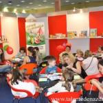 Quilling pentru copii la Bookfest, epilog