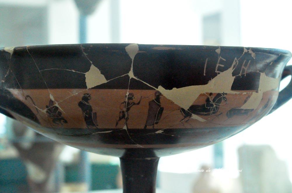 """Histria. Muzeu. Cetate. Cupa """"Mici maestri"""""""
