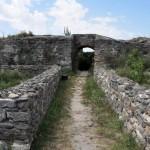 Vizita la cetatea si muzeul de istorie de la Histria