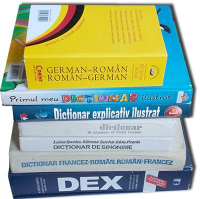 dictionare