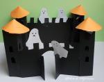 Castel bântuit - Idei creative nr. 28 - Obiecte decorative din hârtie