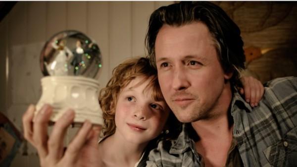 Frans Weisz si actorul Mels van der Hoeven din lungmetrajul Finn