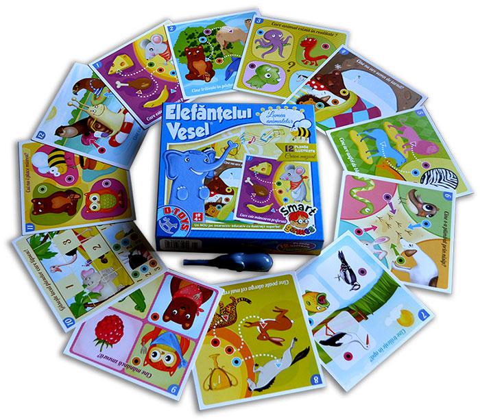 Elefantelul Vesel D-Toys