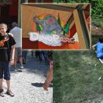 DinoParc - un nou punct de atracție pentru copii, cu dinozauri