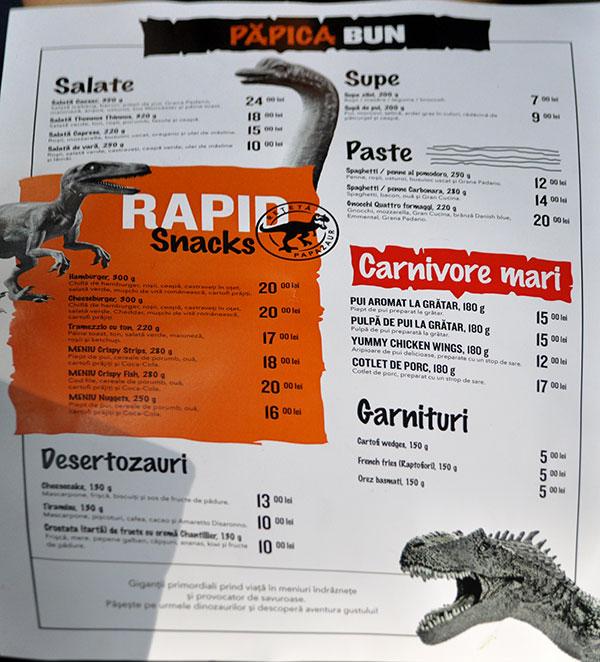DinoParc Râșnov