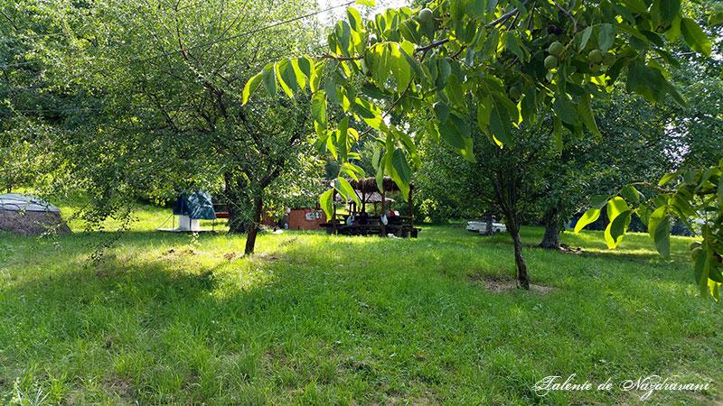 camping Sighisoara - cazare la cort