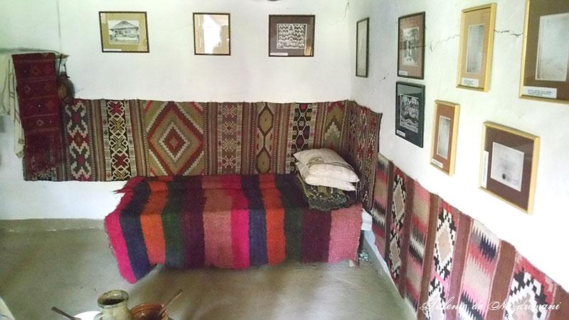casa memoriala Mos Ion Roata