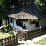 Casa memorială Moș Ion Roată - comuna Câmpuri, Vrancea