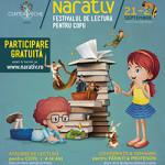 NARATIV – Festival de lectură gratuit pentru copii, în București