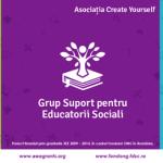 Proiectul Descoperă - Dezvoltare şi suport pentru copiii şi educatorii din apartamentele de tip familial