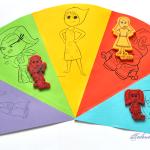 Barometrul sentimentelor - decorațiune pentru clasă